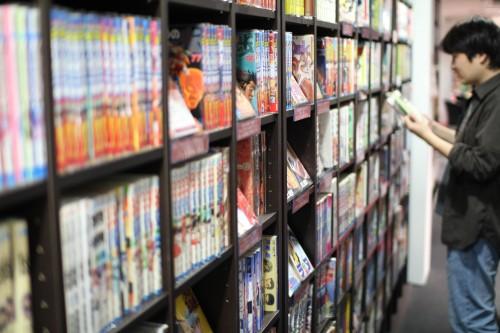 コミック本棚
