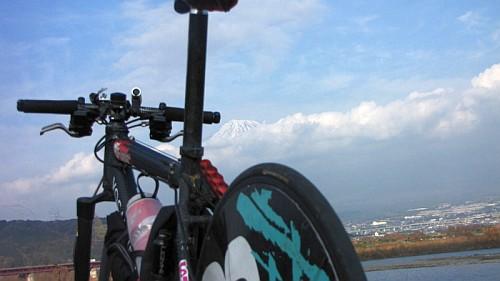 自転車での旅
