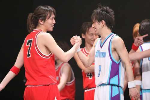 『DEAR BOYS』ライバルと熱い握手!