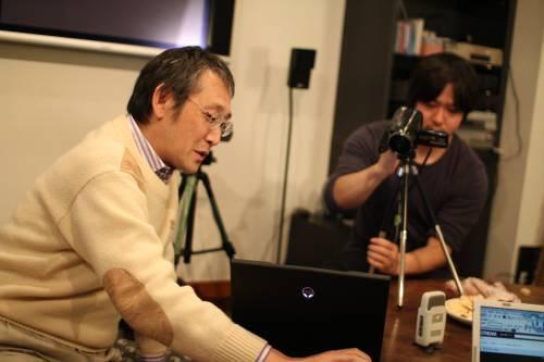 田中さんを囲む座談会