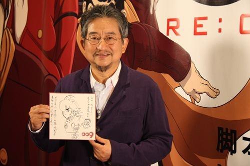 永井豪先生