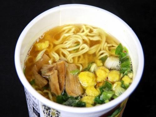佐野実 限定醤油らぁ麺 作例