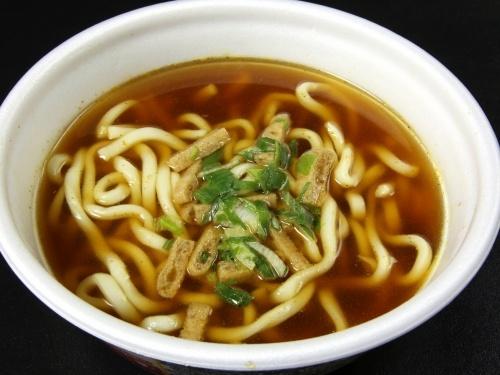 全国麺めぐり 京都カレーうどん 作例