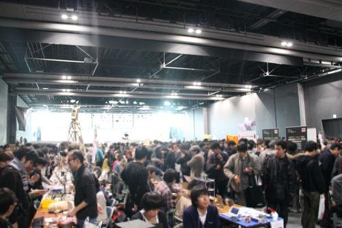Makers faire Tokyo 2012