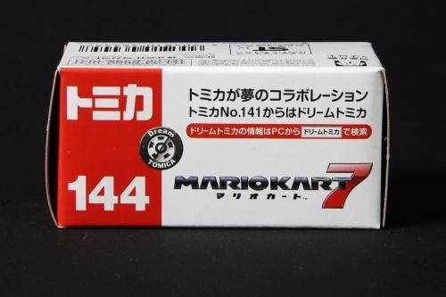 No.144 マリオカート7 マリオ(トミカ)
