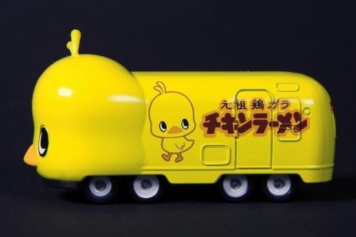 No.151 ひよこちゃんバス ひだり