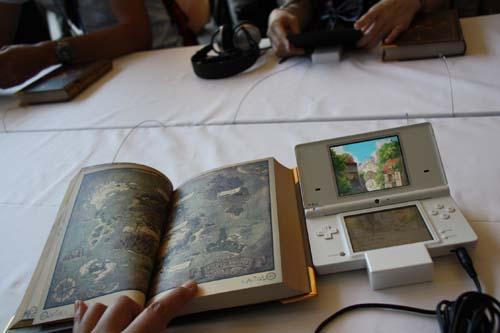 ジブリアニメクオリティのゲームがいよいよ現実に!魔法指南書付きDS版『二ノ国』は12月9日発売