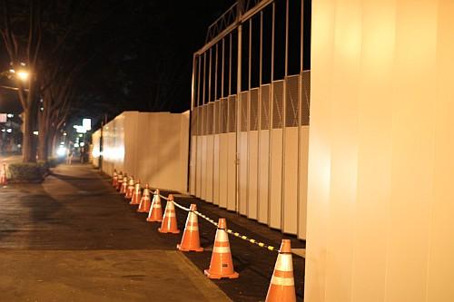 朝霞国家公務員宿舎建設予定地