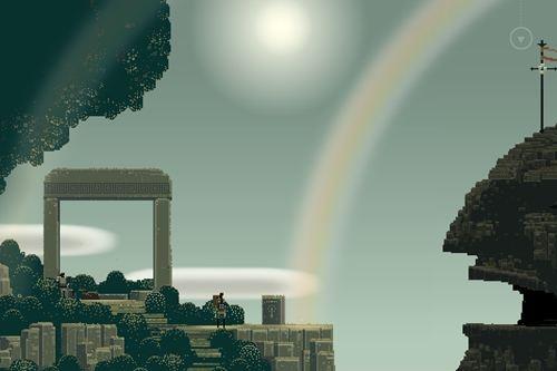 『スキタイのムスメ』美しいドット絵の世界