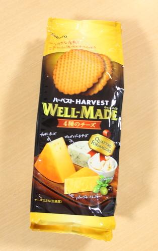 『ハーベスト ウェルメイド・4種のチーズ』