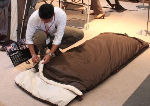 最高級品の寝袋