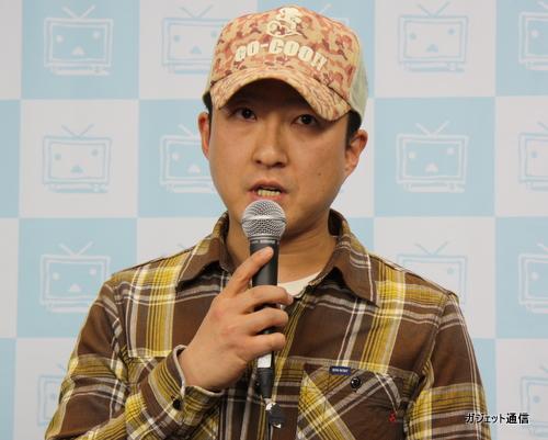 演出・脚本の石沢克宜さん