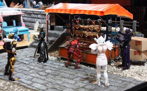 仮面ライダーの祭り