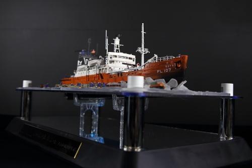南極観測船 宗谷