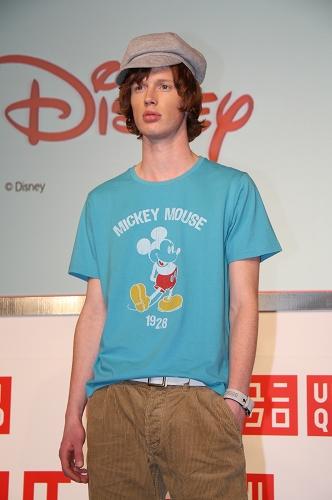 ディズニー・男性