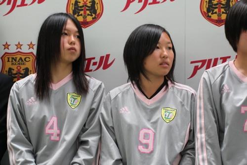 福島県立富岡高校女子サッカー部の選手_1