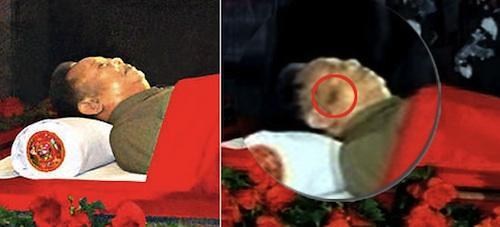 北朝鮮がまた画像を操作! 金総書記の遺体写真から顔のシミを消す | ガジェット通信