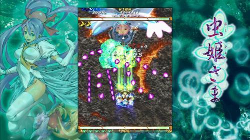 『虫姫さま』初心者から超上級者まで、誰でも遊べる弾幕シューティングゲームの決定版!【ゲームレビュー】