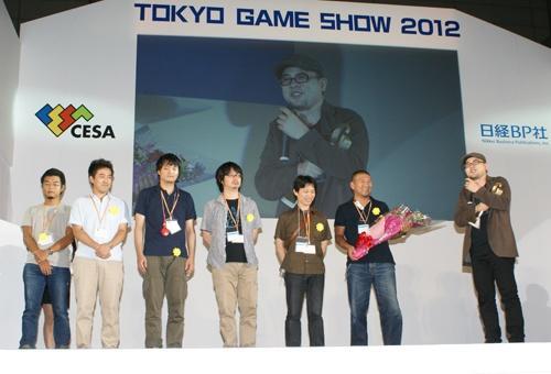 【TGS2012】日本ゲーム大賞受賞作品の開発者が「Vitaはマイナーハードだし……」と問題発言!?