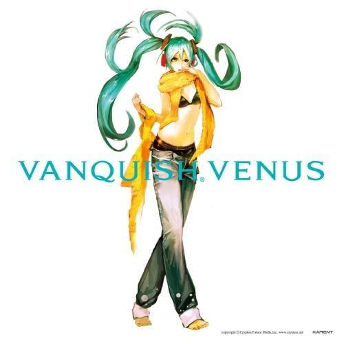 『VANQUISH VENUS』初音ミク