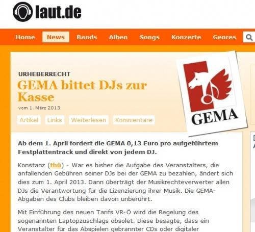 ドイツでDJに登録・課金制度!テクノ大国崩壊の危機