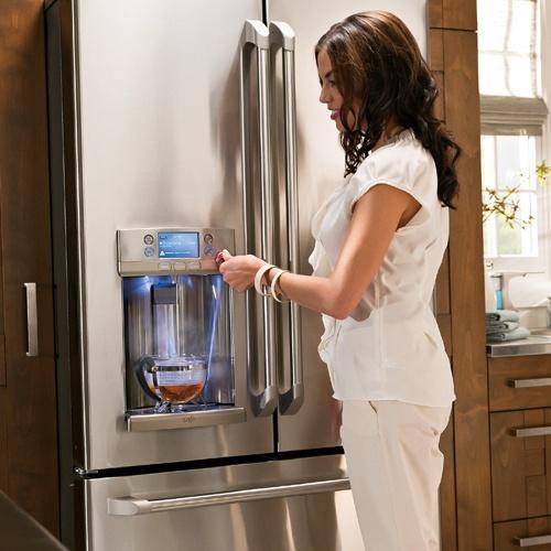 """""""お湯""""が出る冷蔵庫があった GEがアメリカで販売"""