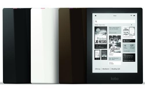 日本からの閲覧は不可!『Kobo』がHD画質の書籍リーダーを海外で公開