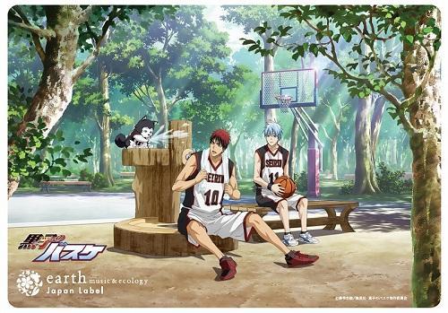 『 Japan Label』×『黒子のバスケ』