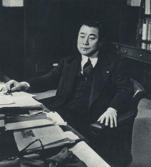 渋沢敬三(1942年)