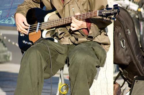 ギター演奏(イメージ)