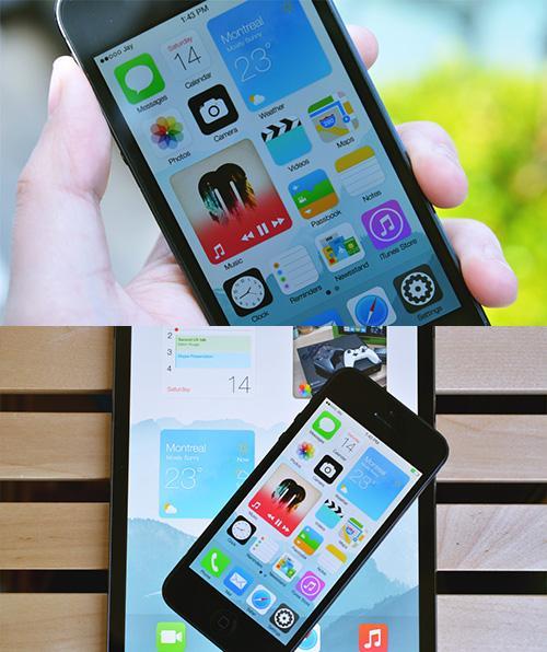 iOS ウィジェットコンセプト