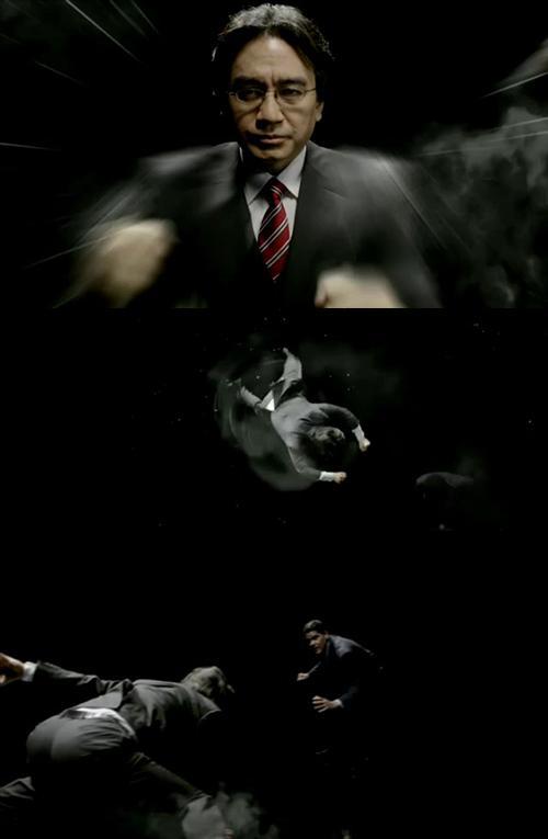岩田聡 vs レジー