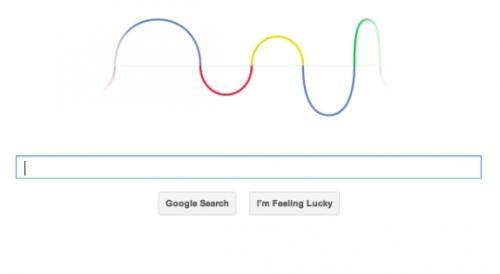 ハインリヒ・ヘルツのGoogleロゴってつまりはこういうことでしょ?