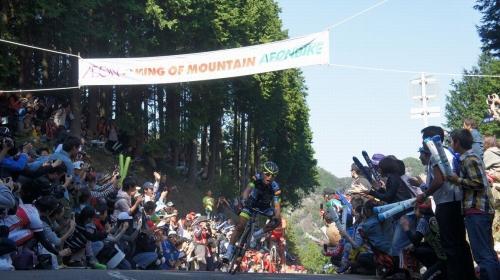 【自転車に乗って】アジア最高峰のレース! ジャパンカップ2012を観戦してきた!