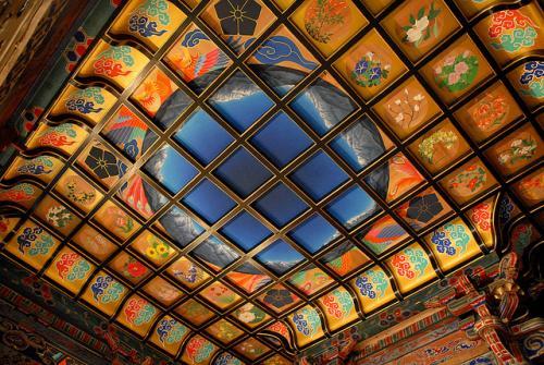 100年の未来に伝えるお寺の芸術 『お寺座LIVE』の善巧寺が天井画を新調