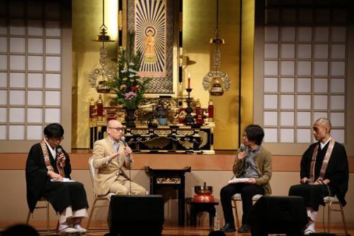 アジカン後藤正文さんと僧侶の対話「握っている手をどう離す?」 メリシャカLIVE2013レポート(1/2)