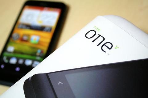 海外向けSIMフリーモデル「HTC One V T320e」を使ってみよう!写真で外観チェック【レビュー】