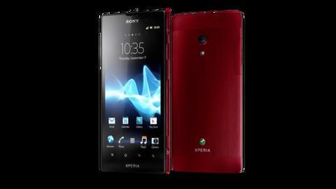 ソニーモバイル、Xperia ionのLTE非対応版「Xperia ion HSPA」を発表