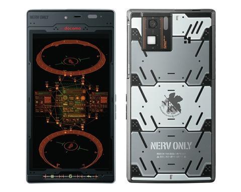NTTドコモ、エヴァスマホ「SH-06D NERV」の発売日を6月29日に正式決定!すでに予約受付終了店舗も多数
