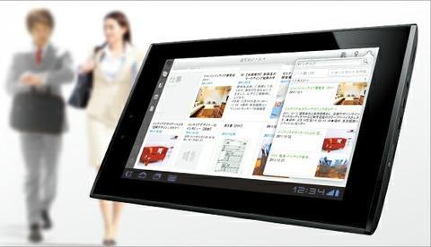 シャープ、7インチAndroidタブレット「GALAPAGOS」シリーズ2製品を6月27日からAndroid 4.0へのOSバージョンアップを提供