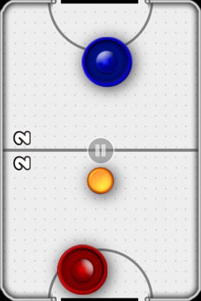 ゲームセンターの楽しさを手のひらに!Air Hockey : Extreme Fun【iPhoneでチャンスを掴め】
