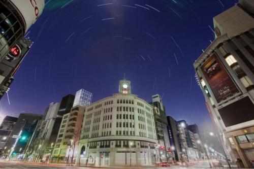都会の空でも美しい星が私たちを照らしている!写真展「都会の星」を開催へ