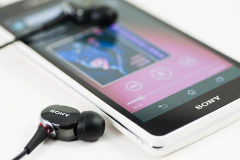 "SONY和WALKMAN组成了Gatchiritag!尝试docomo智能手机的音乐功能""Xperia GX SO-04D""[评论]"