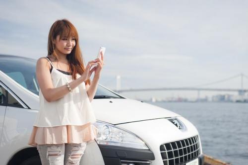 スマホで探してカーナビに転送! iPhone連動アプリを使って快適ドライブ!