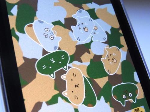 ねこを探して称号を勝ち取る鳴き声もかわいいお手軽ゲーム「にゃ~彩」【Androidアプリ】
