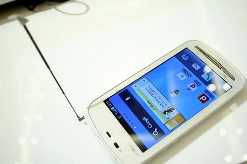 "NTT DoCoMo于8月15日正式决定超便宜智能手机""ARROWS Me F-11D""的发布日期"