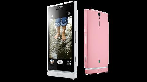 Sony Mobile、最新Androidスマートフォン「Xperia SL」を発表!1.7GHzデュアルコアCPU搭載