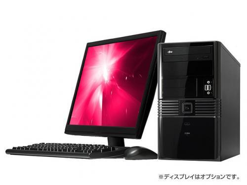 高耐久HDD搭載PC登場! ドスパラより壊れないをHDD採用したモデルが登場