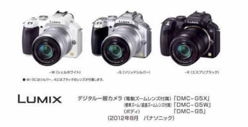 パナソニック、ミラーレスタイプのデジタル一眼カメラ「DMC-G5」を発売【売れ筋チェック】