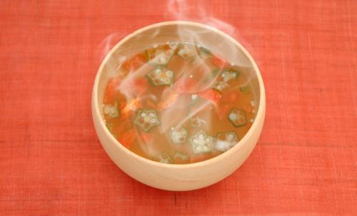 美噌元の大人気お味噌汁シリーズ新商品「トマトとオクラ」を5名様にプレゼント